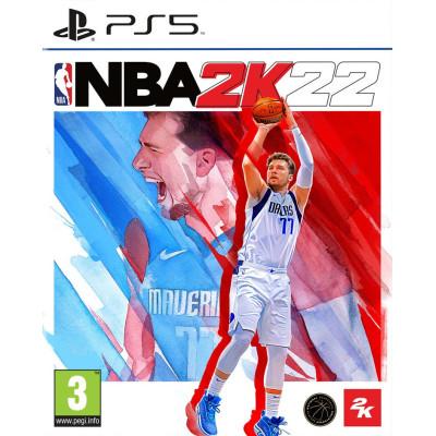 Игра для PlayStation 5 NBA 2K22 (английская версия)