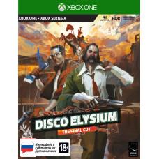 Disco Elysium - The Final Cut [Xbox One/Series X, русские субтитры]