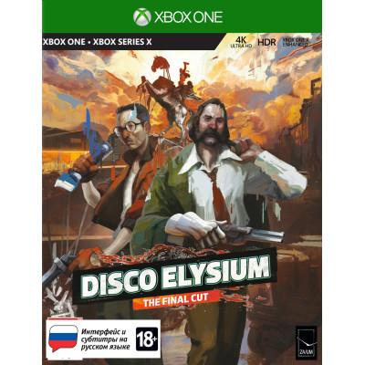 Игра для Xbox Disco Elysium - The Final Cut (русские субтитры)