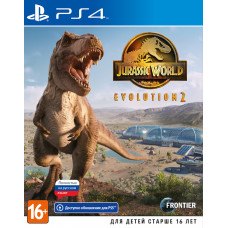 Jurassic World Evolution 2 [PS4, русская версия]