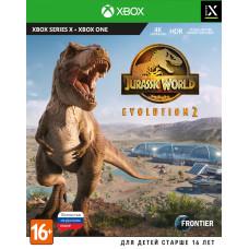 Jurassic World Evolution 2 [Xbox One/Series X, русская версия]