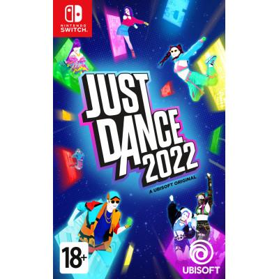 Игра для Nintendo Switch Just Dance 2022 (русская версия)
