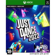 Just Dance 2022 [Xbox One/Series X, русская версия]