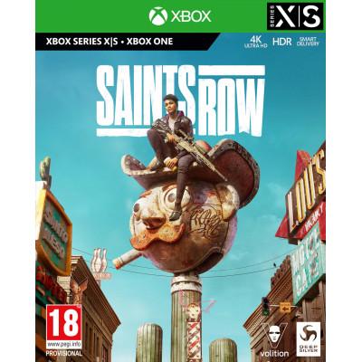 Игра для Xbox Saints Row. Day One Edition (русские субтитры)