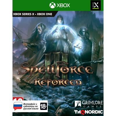 Игра для Xbox SpellForce 3 Reforced (русские субтитры)