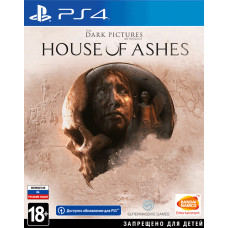 The Dark Pictures: House of Ashes [PS4, русская версия]