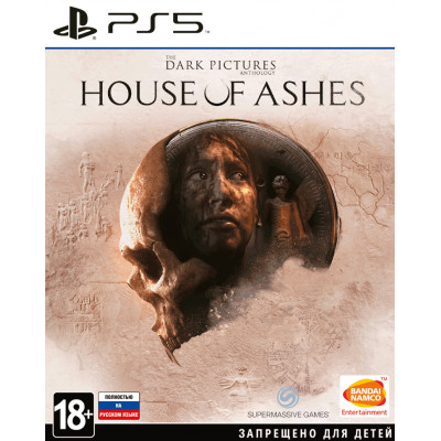 Игра для PlayStation 5 The Dark Pictures: House of Ashes (русская версия)