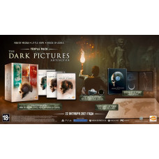 The Dark Pictures. Triple Pack [Xbox One/Series X, русская версия]