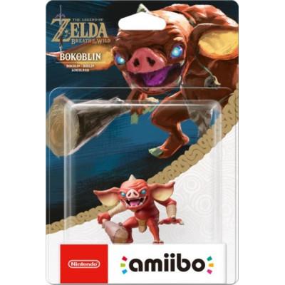 Интерактивная фигурка amiibo - The Legend of Zelda - Bokoblin