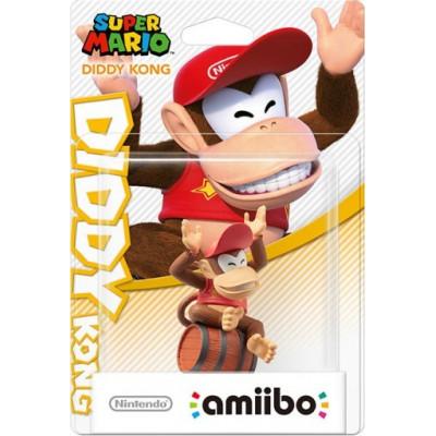 Интерактивная фигурка amiibo - Super Mario - Diddy Kong (Дидди Конг)
