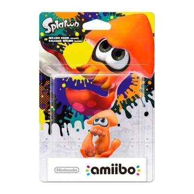 Интерактивная фигурка amiibo - Splatoon - Inkling Squid (оранжевый)