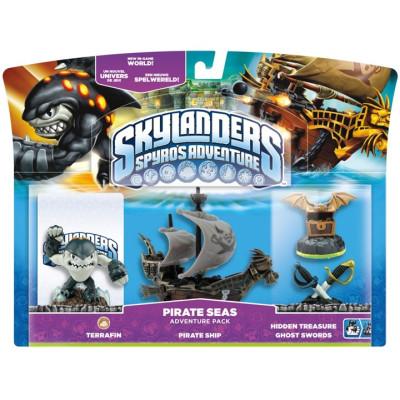 Набор приключений Skylanders: Spyro's Adventure - Pirate Seas [PC, PS3, Xbox 360, 3DS, Wii]