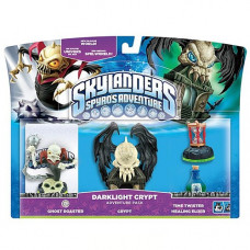 Набор приключений Skylanders - Spyro's Adventure - Darklight Crypt [PC, PS3, Xbox 360, 3DS, Wii]