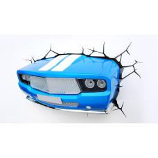 Светильник 3D - Classic Car
