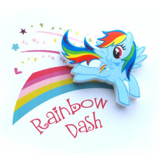 Светильник 3D - My Little Pony - Rainbow Dash Mini