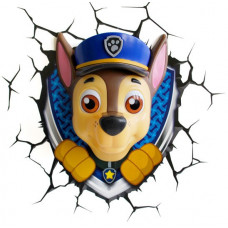 Светильник 3D - Paw Patrol - Chase