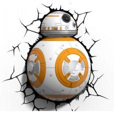 Светильник 3D - Star Wars - Lead Droid BB-8
