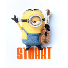 Светильник 3D - Minion - Stuart Mini