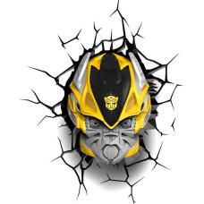 Светильник 3D - Tranformers - Bumble Bee