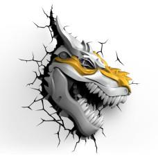 Светильник 3D - Tranformers - Grimlock
