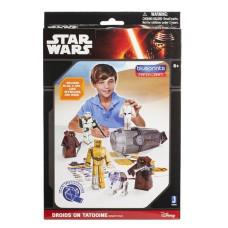 Конструктор из бумаги - Star Wars - Droids on Tatooine