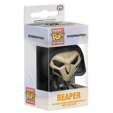 Брелок Overwatch - Pocket POP! - Reaper (4 см)