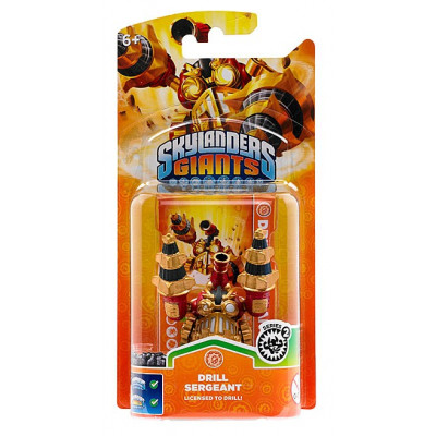 Интерактивная фигурка Skylanders: Giants - Drill Sergeant [PS3, Xbox 360, 3DS, Wii, Wii U]