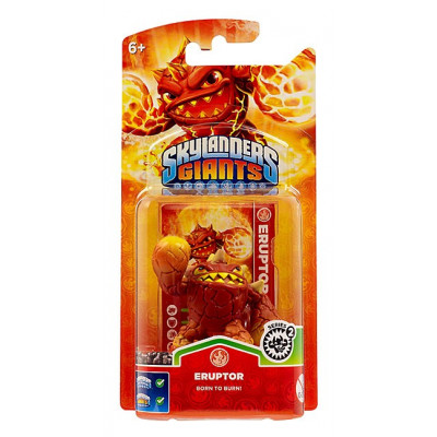 Интерактивная фигурка Skylanders: Giants - Eruptor [PS3, Xbox 360, 3DS, Wii, Wii U]