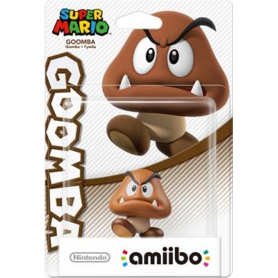 Интерактивная фигурка amiibo - Super Mario - Goomba (Гумба)