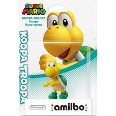 Интерактивная фигурка amiibo - Super Mario - Koopa Troopa (Купа-трупа)
