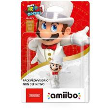 Интерактивная фигурка amiibo - Super Mario Odyssey - Mario (на свадьбе)