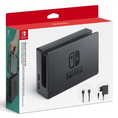 Док-станция и аксессуары для Nintendo Switch