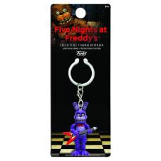 Брелок Five Nights at Freddy's - Collectible Figural - Bonnie (3.8 см)