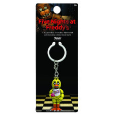 Брелок Five Nights at Freddy's - Collectible Figural - Chica (3.8 см)