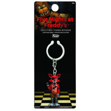 Брелок Five Nights at Freddy's - Collectible Figural - Foxy (3.8 см)