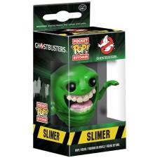 Брелок Ghostbusters - Pocket POP! - Slimer (4 см)