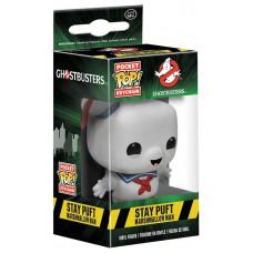 Брелок Ghostbusters - Pocket POP! - Stay Puft (4 см)