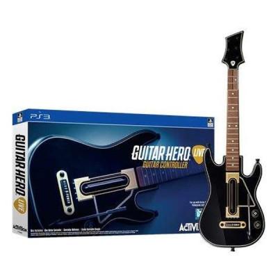 Контроллер гитара беспроводная Guitar Hero Live для PS3