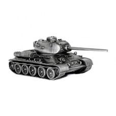 World of Tanks: Модель танка Т34-85 в подарочной упаковке (масштаб 1:72, в комплекте бонус-код и инвайт-код)