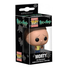 Брелок Rick & Morty - Pocket POP! - Morty (4 см)