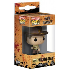 Брелок The Walking Dead - Pocket POP! - Rick Grimes (4 см)