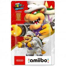 Интерактивная фигурка amiibo - Super Mario Odyssey - Bowser (на свадьбе)