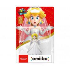 Интерактивная фигурка amiibo - Super Mario Odyssey - Peach (на свадьбе)