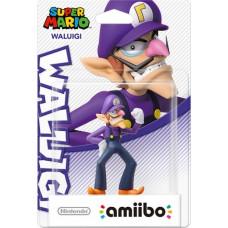 Интерактивная фигурка amiibo - Super Mario - Waluigi