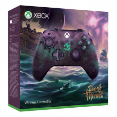 Беспроводной геймпад для Xbox One (ограниченное издание Sea of Thieves)