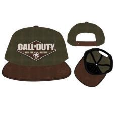 Бейсболка Call Of Duty: WWII с нашивкой