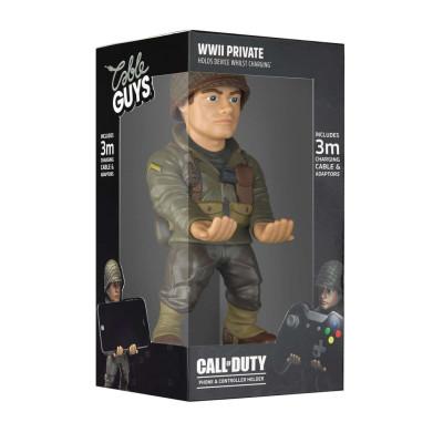 Держатель для телефона или контроллера Call of Duty: WWII - Рональд «Ред» Дэниелс (20 см)