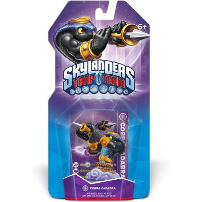 Интерактивная фигурка Skylanders: Trap Team - Cobra Cadabra (Magic) [PS4, Xbox One, PS3, Xbox 360, 3DS, Wii]