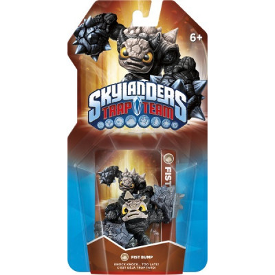 Интерактивная фигурка Skylanders: Trap Team - Fist Bump (Earth) [PS4, Xbox One, PS3, Xbox 360, 3DS, Wii]