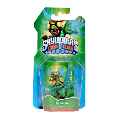 Интерактивная фигурка Skylanders: Trap Team - High Five (Life) [PS4, Xbox One, PS3, Xbox 360, 3DS, Wii]